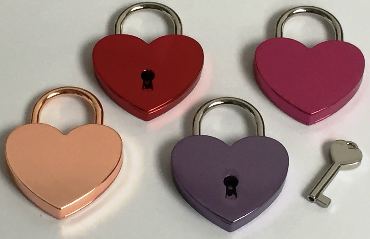 love_lock with engraving
